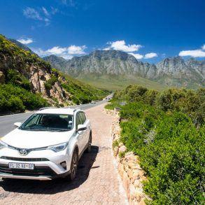 Auf dem Weg nach Kapstadt