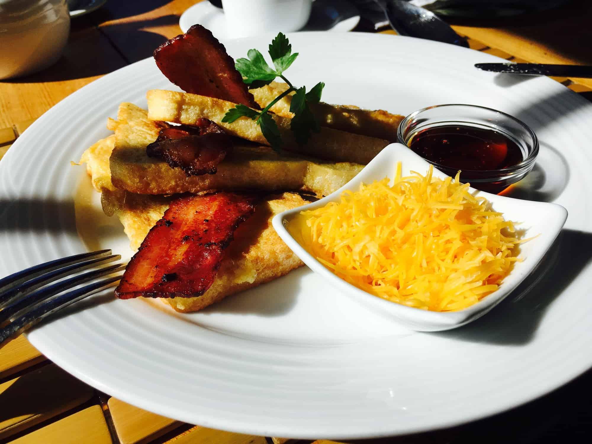 Frühstück in der Agulhas Country Lodge