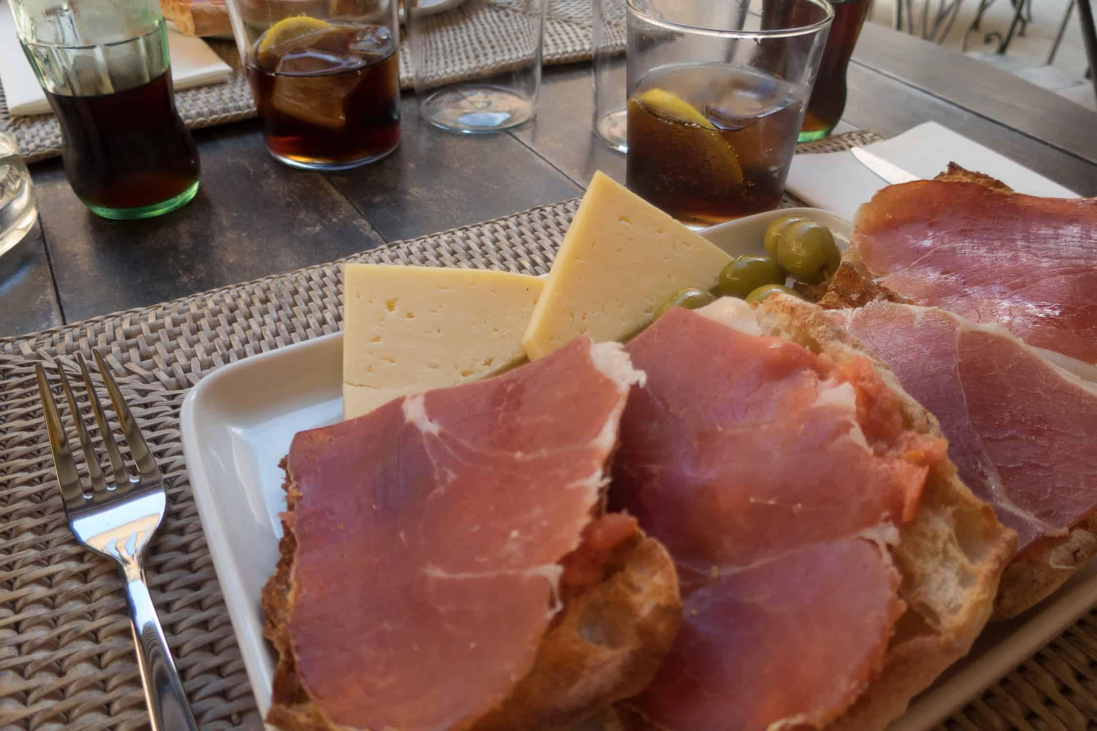 Lunch im Cassai in Ses Salines auf Mallorca