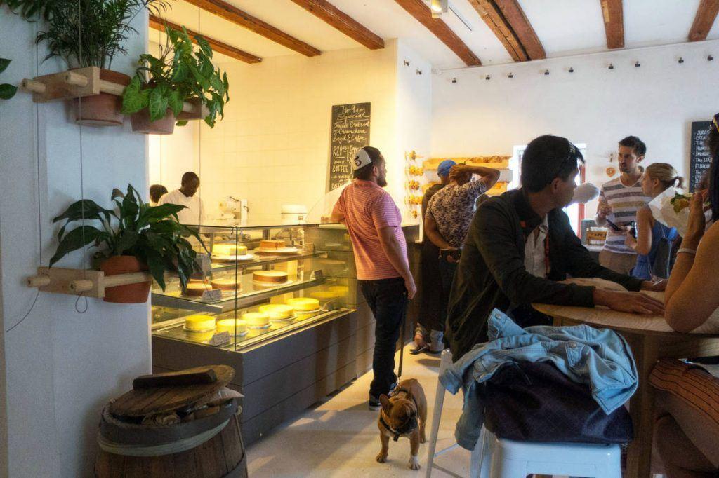 New York Bagels in Kapstadt