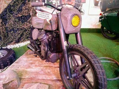 Crazy Wheels Ausstellung Technikmuseum Sinsheim