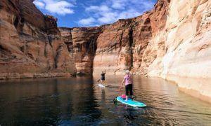 Ein atemberaubendes Erlebnis: Stand Up Paddling auf dem Lake Powell