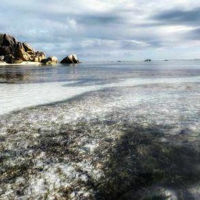 Anse Source D'Argent auf La Digue Seychellen