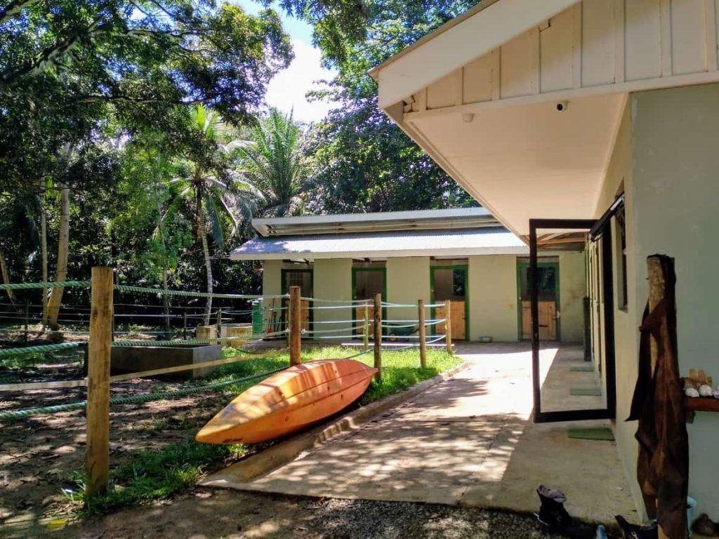 Turquoise Horse Trail Rides Stallungen auf Mahe Seychellen