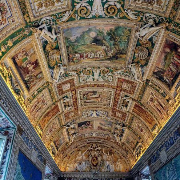 Vatikan in Rom Italien