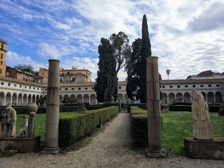 National Roman Museum in Rom Italien