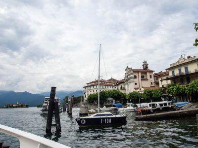 Isola Bella Lago Maggiore in Italien