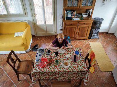 Airbnb Unterkunft am Lago Maggiore Italien