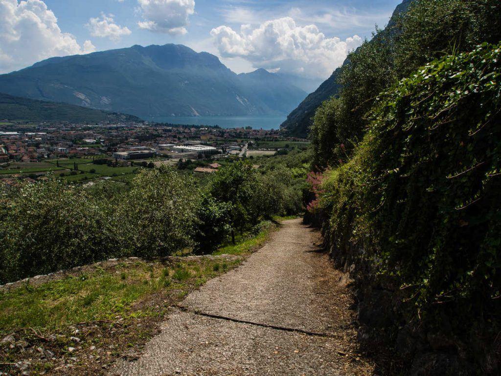Rundwanderweg Lago di Tenno Italien