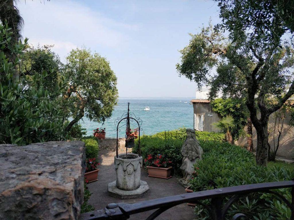 Sirmione am Gardasee Italien