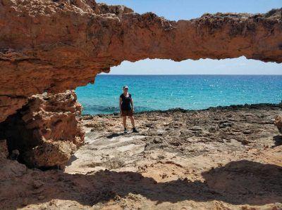 Foto an Mallorcas südlicher Küste