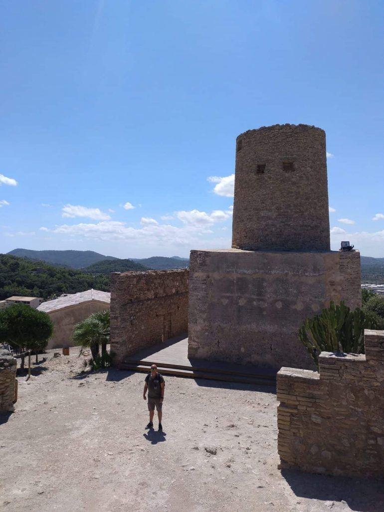 Capdepera Burg auf Mallorca