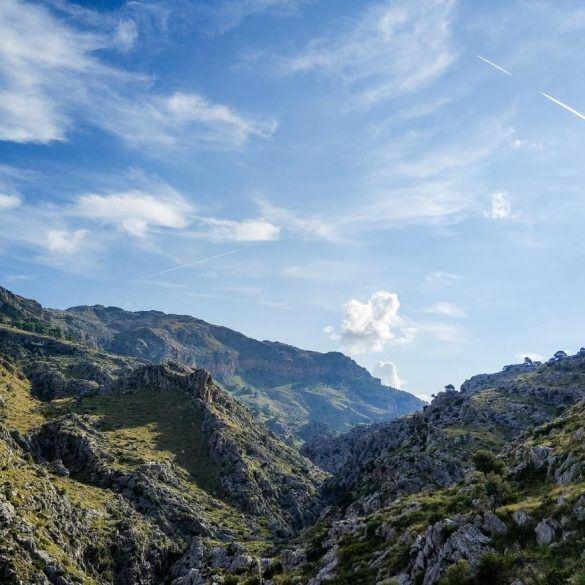 Torrent de Parais Wanderung auf Mallorca