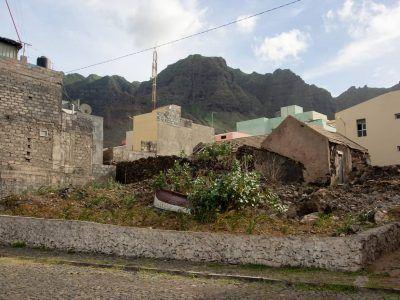 Ponta do Sol auf Santo Antao Kapverden