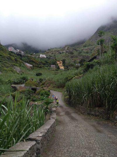 Unterwegs im Paul Tal auf Santo Antao Kapverden