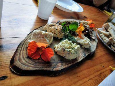 selbstgemachter Käse in der Bar O Curral auf Santo Antao Kapverden