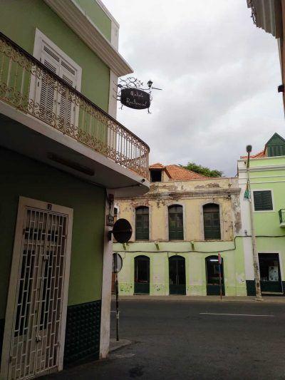 Residencial Mindelo auf Sao Vicente Kapverden