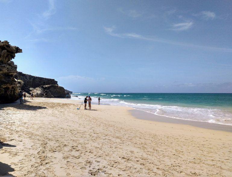 Praia da Varandinha auf Boa Vista Kapverden