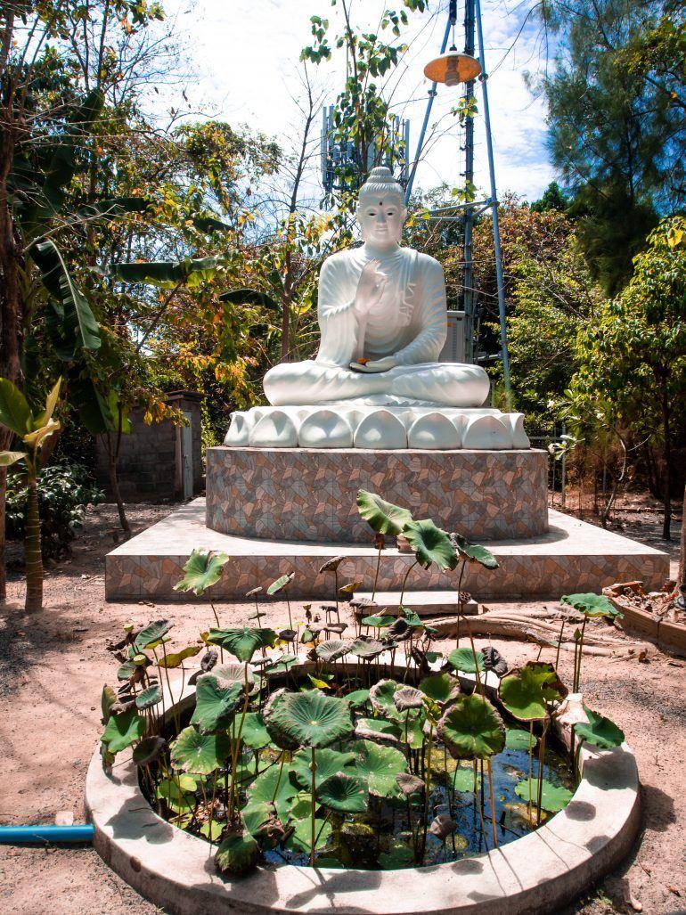 Wat Chao Chedi Koh Samui