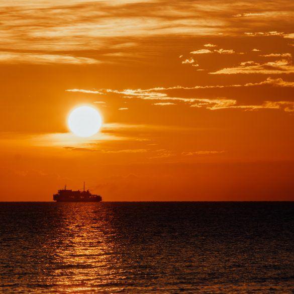 Sunset auf Koh Samui