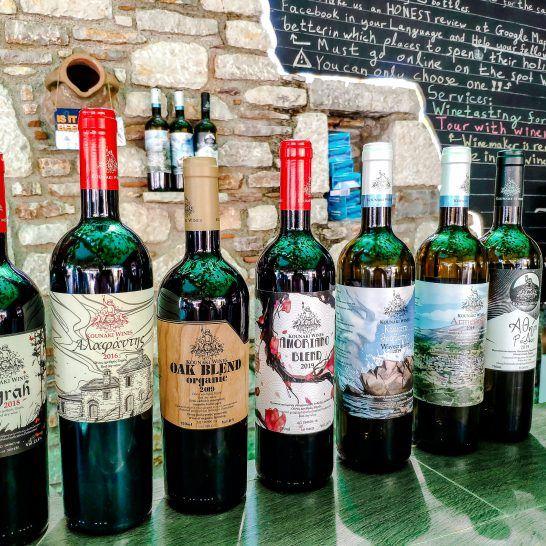 Weingüter Rhodos