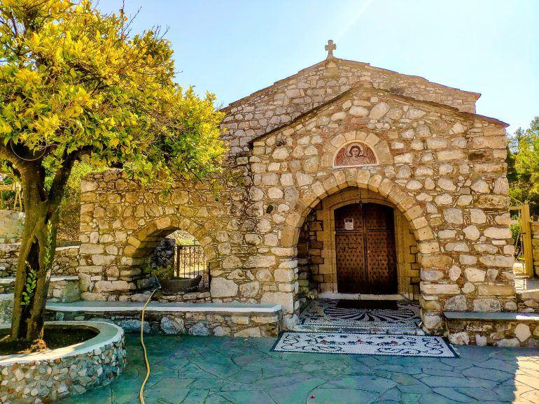Kloster Tharri Rhodos