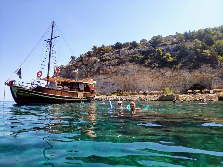 Monachus Cruises Rhodos